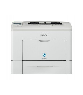 Epson WorkForce AL-M400DN Mono Laser Printer, A4, 1200x1200dpi, 45ppm, GLAN, USB2.0, Duplex (C11CC65011)