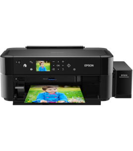 Epson L810 ITS Photo Printer, A4, 5760x1440, 38ppm, USB2.0 (C11CE32401)