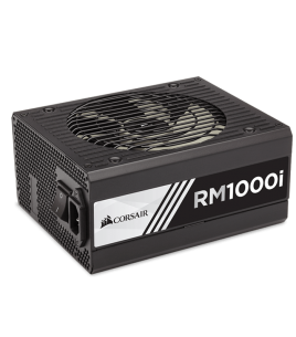Corsair RM1000i, 1000W 80 Plus Gold Modular PSU (CP-9020084-EU)