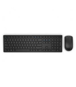 Dell KM636 Wireless Keyboard and Mouse, Greek (580-ADGB)