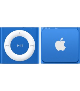 Apple iPod Shuffle 2GB, Blue (MKME2BT/A)