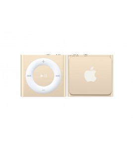 Apple iPod Shuffle 2GB, Gold (MKM92BT/A)