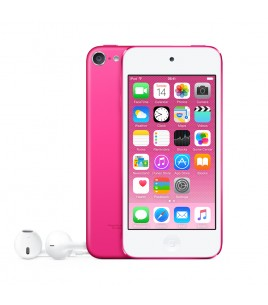 Apple iPod Touch 16GB, Pink (MKGX2BT/A)