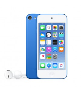 Apple iPod Touch 64GB, Blue (MKHE2BT/A)