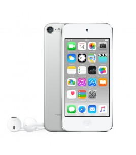 Apple iPod Touch 16GB, Silver (MKH42BT/A)