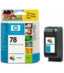 HP 78 InkJet Cartridge Large Color (C6578AE )