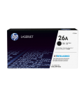 HP 26A LaserJet Toner Cartridge, Black (CF226A)