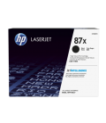 HP 87X High Yield LaserJet Toner Cartridge, Black (CF287X)