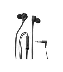 HP H2310 In-ear Headset, Sparkling Black (J8H42AA)