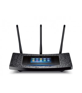 TP-Link AC1900 Touch Screen Wi-Fi Gigabit Router (TOUCH P5)
