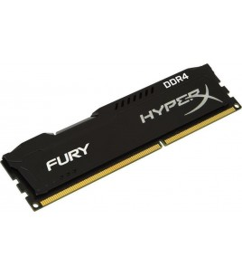 Kingston HyperX Fury 4GB DDR4 2400MHz CL15 Black (HX424C15FB/4)