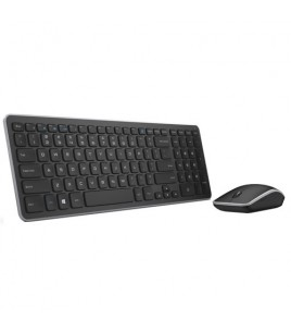 Dell KM714 Wireless Keyboard and Mouse, US/International (332-1396)