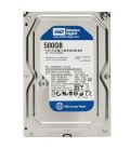 Western Digital Blue 500GB 3.5-inch, SATA3 HDD, 32MB Cache, 7200rpm (WD5000AZLX)
