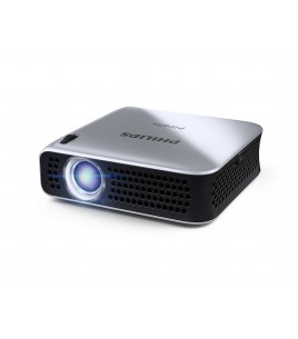 Philips PicoPix Pocket Projector PPX4010, DLP, 854x480, 16:19, mini HDMI (PPX4010/INT)