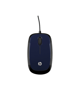HP X1200 Revolutionary Blue Wired Mouse (H6F00AA)