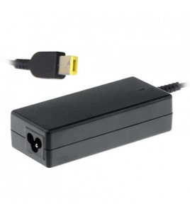 Akyga 65W Power Supply for Lenovo Notebooks, Square Yellow connector (AK-ND-24)