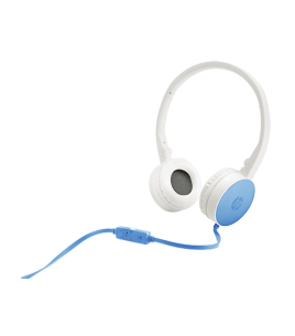 HP H2800 Headset, Blue (J9C30AA)