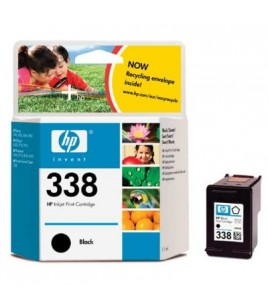 HP 338 Black InkJet Print Cartridge (11ml)  (C8765EE)