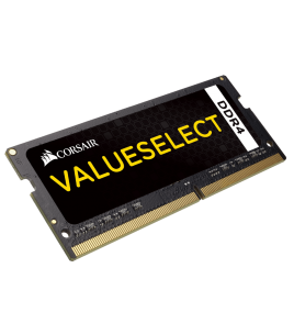Corsair Value Select 8GB DDR4 2133MHz C15 SODIMM (CMSO8GX4M1A2133C15)