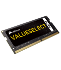 Corsair ValueSelect 16GB 2133MHzDDR4 CL15 SODIMM (CMSO16GX4M1A2133C15)