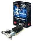 Sapphire HD6450 1GB DDR3, Passive, Low Profile, 64-bit, VGA, DVI, HDMI (11190-02-20G)