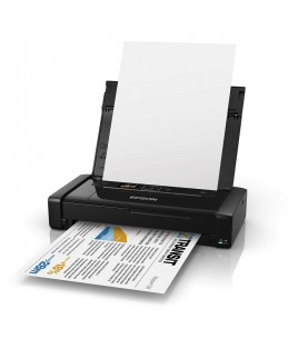 Epson Workforce WF-100W Portalble Printer, A4, 5760x1440, 7ppm, USB, WiFi (C11CE05403)