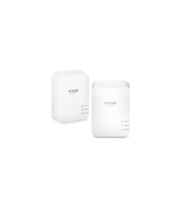 D-Link PowerLine AV2 1000 HD Gigabit Starter Kit (DHP-601AV)