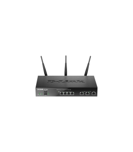 D-Link Wireless AC Unified Services VPN Router (DSR-1000AC)