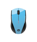 HP X3000 Wireless Optical Mouse, Blue (K5D27AA)