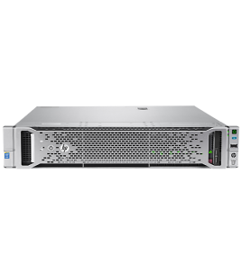 HP ProLiant DL180 Gen9, E5-2620v3/16GB/2x300GB SATA/H240 3Y (M2G19A)