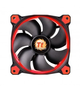 Thermaltake Riing 12cm LED Red Fan Riing (CL-F038-PL12RE-A)