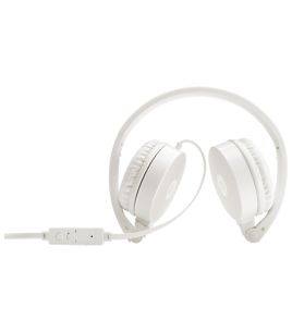 HP H2800 Headset, White (F6J04AA)