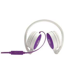 HP H2800 Headset, Purple (F6J06AA)