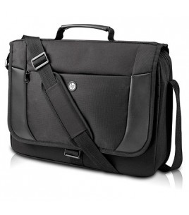 HP Essential Messenger Case for 17.3-inch Notebooks (H1D25AA)