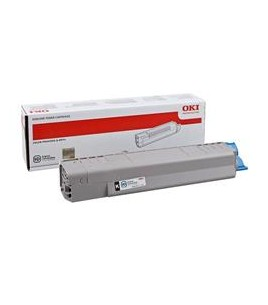 OKI Toner Cartridge for MC 851/ 861, 7K, Black