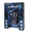 Nod G-MSE-2S USB Gaming mouse, 2400dpi