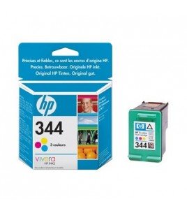 HP 344 Tri-colour InkJet Print Cartridge (14ml)  (C9363EE)