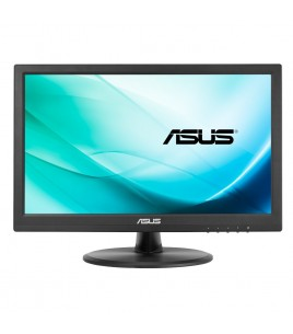 Asus VT168N 15.6-inch 10-point Touch Monitor, 1366x768, VGA, DVI