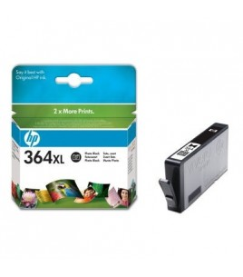 HP 364XL Photo Black  Ink Cartridge Vivere Ink  (CB322EE)