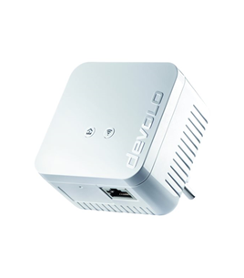 Devolo dLan 550 WiFi, 1x WiFi, Single Adapter