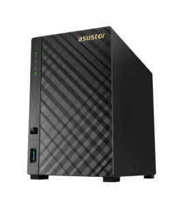 Asustor AS1004T, 4-bay NAS, 2xUSB3.0, GLAN