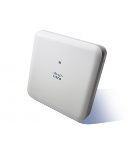 Cisco Aironet 1832i Access Point, Dual-band, controller-based 802.11a/g/n/ac, Wave 2, Configurable, w/ Mobility Express