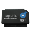 LogiLink USB 3.0 to IDE & SATA Adapter with One Touch Backup