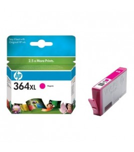 HP 364XL Magenta  Ink Cartridge Vivere Ink  (CB324EE)