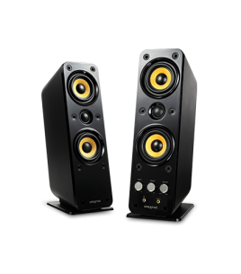 Creative GigaWorks T40 Series II, 2.0 High-end Speakers, Black (51MF1615AA000)