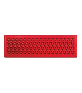 Creative Muvo Mini Portable Water-Resistant Wireless Speaker, Red