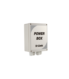 D-Link Outdoor Power Box for DCS-68xx and DCS-6915 (DCS-80-6)