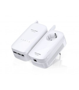 TP-Link AV1200 Gigabit Powerline ac Wi-Fi Kit (TL-WPA8630 KIT)
