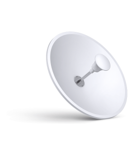 TP-Link 2.4GHz 24dBi 2×2 MIMO Dish Antenna (TL-ANT2424MD)