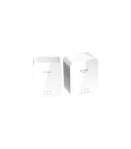 D-Link PowerLine AV2 2000 HD Gigabit Starter Kit (DHP-701AV)